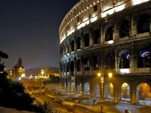 colosseum by night22