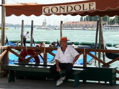 Венеция - город, парящий в облаках